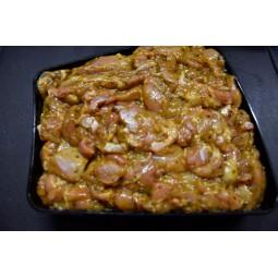Ragoût de cuisses de poulet